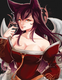Ahri from Bery