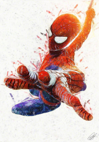 Spider-Man from archangelgabriel
