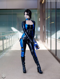 Sara Moni Cosplay as Domino