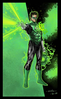 Green Lantern from Andre-vaz