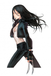 X-23 from Dogsup