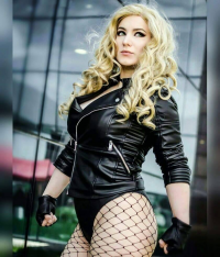 Calypsen as Black Canary