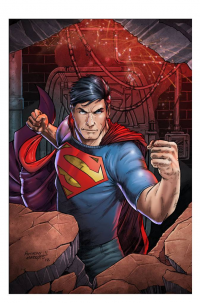 Superman from Anthony Marques