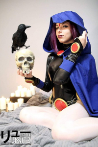Ryuu Lavitz as Raven