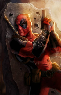 Deadpool from Blake Henriksen