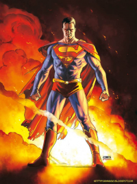 Superman from Ketty Formaggio