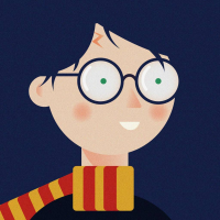 Harry Potter from Penleydesigns