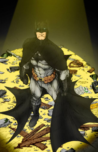 Batman from archaeopteryx14
