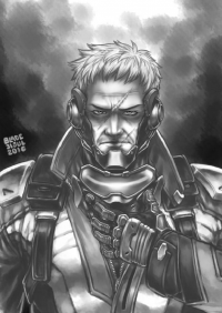 Soldier: 76 from Blade Fury