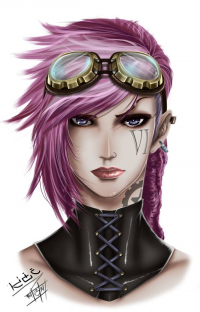 Vi from koi-artss