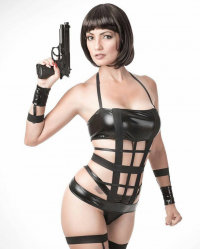 Ivy Cosplay as Æon Flux