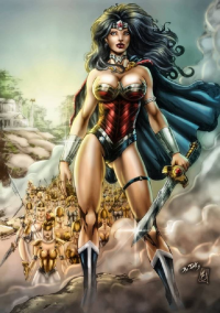 Wonder Woman from Henrique