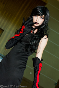 Megan Coffey as Lust