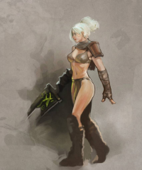 Riven from budin