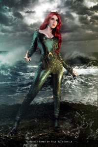 Florencia Jillian Sofen as Mera