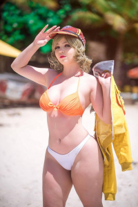 Annie Seixas Cosplayer as Cindy Aurum