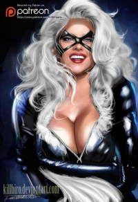 Black Cat from Fernando Neves Rocha