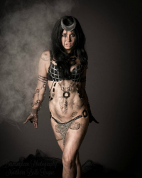 Northern Belle as Enchantress