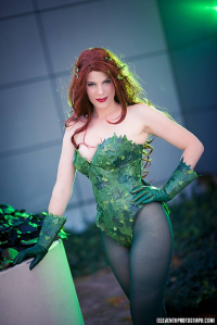 Gillykins as Poison Ivy