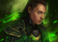 Loki from Tatiana Vetrova