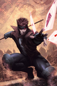 Gambit from Alex Garner