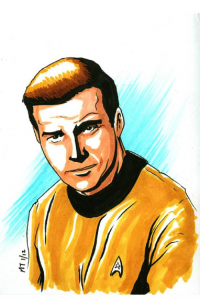 James T. Kirk from The Krayola Kidd