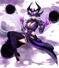 Syndra from Piannen
