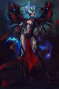 Vengeful Spirit from AlexCarroty