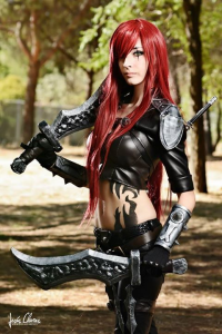 Illisia Cosplay and Photography as Katarina