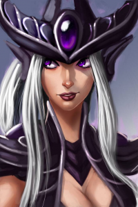 Syndra from Carlos-Eduardo Berganza