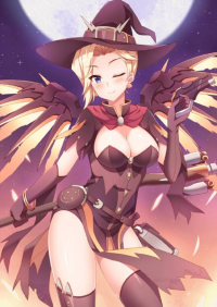 Mercy/Witch from Yudie Rongrong