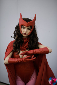 Missmimiccosplay as Scarlet Witch