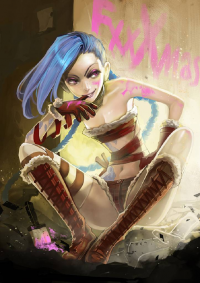 Jinx from Goomrrat