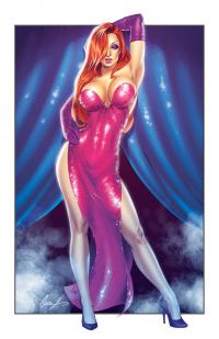 Jessica Rabbit from Elias Chatzoudis