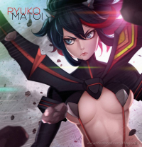 Ryūko Matoi from ♥