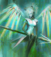 Mercy from Alex Chow