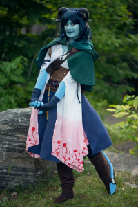 Star Leigh Cos as Jester
