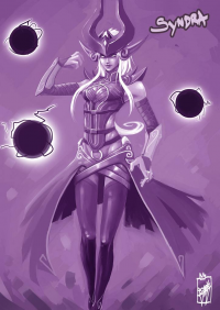 Syndra from Gary-vanaka