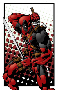 Deadpool from Rob Dumo