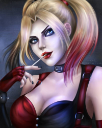 Harley Quinn from Nindei