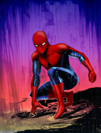 Spider-Man from archaeopteryx14