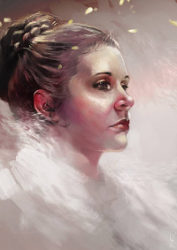 Leia Organa from Kittrose