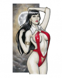 Vampirella from Big Chris' Gallery