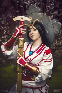 Shappi as Amaterasu