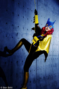 Amber Deville as Batgirl