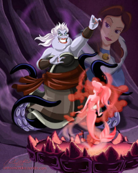 Ursula/Waterbender from Robby Cook