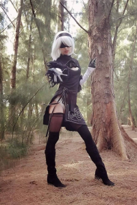 Megan Coffey as 2B