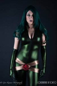 Constantine in Tokyo as Madame Hydra