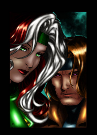 Gambit, Rogue from Slimsheana