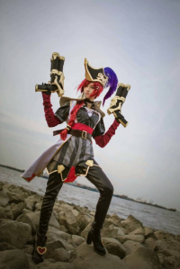 后期君 as Miss Fortune